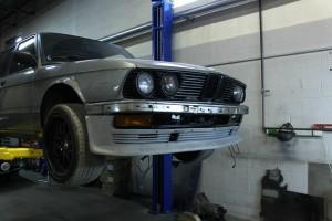 Euro Bumper + BBS Lip