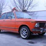 1973 BMW 2002 in Inka