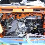 BMW 2002 INKA Full Restoration engine