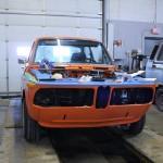 BMW 2002 INKA Full Restoration front