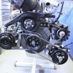 BMW E30 Convertible M20 Stroker Project engine