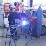 """BMW 2002 Total Motor Werkes """"M2"""" Welding"""