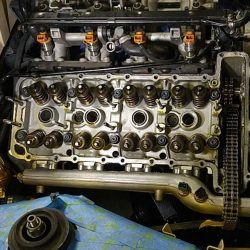 Total Motor Werkes BMW M2 Upgraded Head Gasket and ARP Head Studs