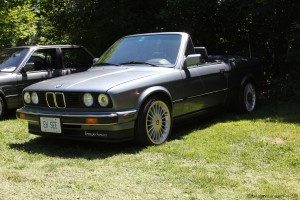 BMW E30 325i at Tedfest 2014