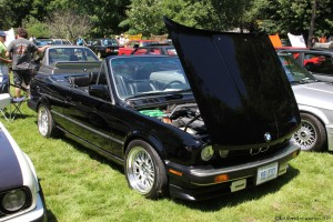 BMW 325i with M20 Stroker Engine at Tedfest 2014