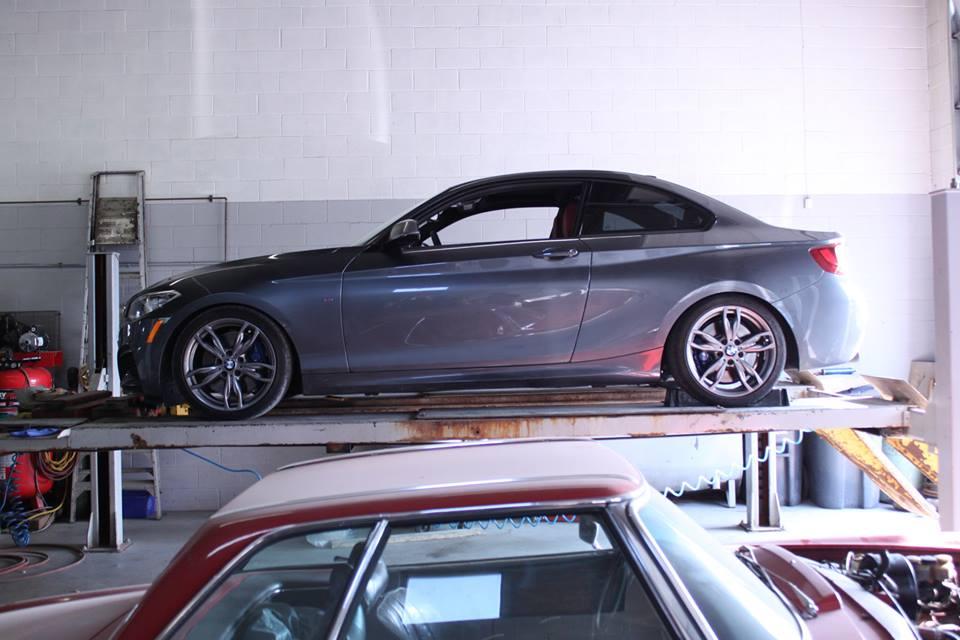 2013 BMW M235i