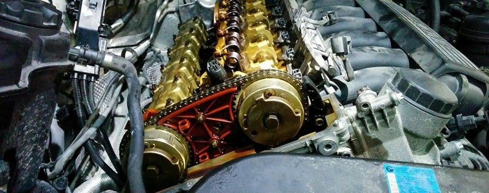 Bmw N52 N54 Camshaft Bearing Ledges