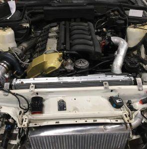 Mr. Z -- Total Motor Werkes Turbo BMW E34 Wagon