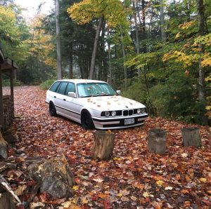 Mr. Z -- Total Motor Werkes Turbo BMW E34 Wagon