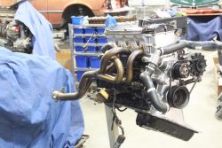 BMW M10 Engine before Install